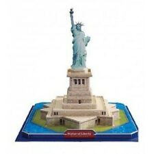 New York's Statue of Liberty 3D Puzzle, 39 Pieces kit 3 dimensional model