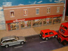 Low Relief Super Store (Wilkinson) Self Assembly Card Kit Only available here.