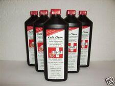 SHB Swiss Kalk Clean Premium Entkalker 5 X 1 Liter für alle Modelle, WMF Jura