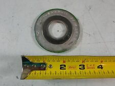 """10) 1"""" Aiflon Spiral Wound Flange Gasket 600# 316 Ss/Graphite + Inner/Outer Ring"""