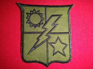 US Army 75th RANGER Infantry Regiment Subdued Patch