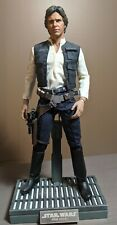 HOT TOYS MMS261 Star Wars Episode IV New Hope Han Solo Harrison Ford 1/6 FIGURE