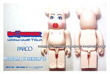 RaRe~ Japan Medicom BWWT 1 SSUR - 100% Be@rbrick Bearbrick kubrick figure