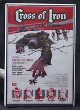 "Cross of Iron Movie Poster 2"" X 3"" Fridge / Locker Magnet. WWII"
