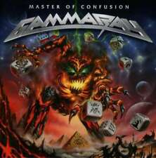 Gamma Ray - Master Of Confusion Nouveau CD