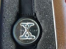 THE X FILES (X-FILES) LTD EDITION E.L. ANALOGUE WATCH + PRESENTATION TIN - WESCO