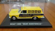 SEAT 1500 SEAT ASISTENCIA   1/43