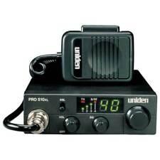 Uniden - 40-Channel Cb Radio Scanner - Black