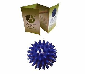 Porcupine Massage Ball - Portable Foot Massager for Plantar Fasciitis
