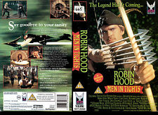 Robin Hood Men In Tights - Cary Elwes - Used Video Sleeve/Cover #16456