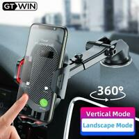 GTWIN Windshield Gravity Car Phone Holder For Phone Universal Mobile