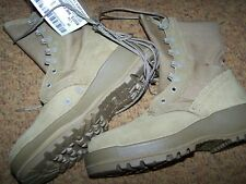 COYOTE BOOTS, SIERRA SOLE, ALTAMA MADE, 5 REG, U.S. ISSUE *NEW*