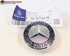 MERCEDES Benz Original Hood Emblem Badge Nameplate Logo Sign Genuine 2078170316