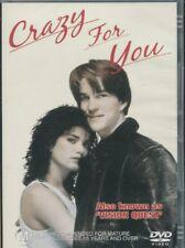 CRAZY FOR YOU -  Matthew Modine, Linda Fiorentino, Michael Schoeffling  - DVD