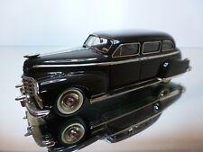 CONQUEST MODELS 1947 CADILLAC FLEETWOOD 75 - GREY/BLACK 1:43 - EXCELLENT - 6