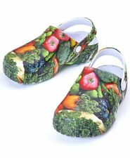 GARDEN CLOGS  VEGETABLE