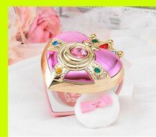 New Premium BANDAI Sailor Moon Miracle romance Cosmic Heart Compact Cheek