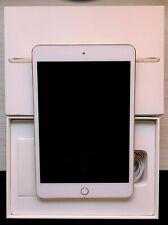Apple iPad mini 4 16GB, Wi-Fi, 7.9in - Gold/White