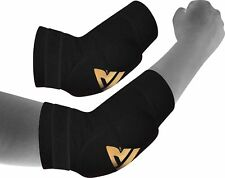 Authentic RDX Kid Elbow Support Junior Children Arm Brace Guard Pad Protecto BLK S