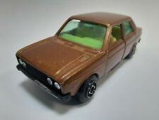 GUISVAL brown Seat 131 1/64 Made in Spain car no box coche sin caja voiture rare