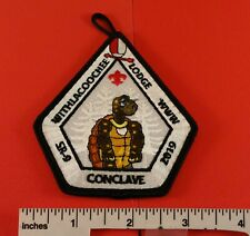 2019 SR9 SR-9 Conclave - Withlacoochee Conclave Patch