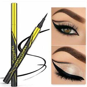 Waterproof Liquid Eye Liner Pen Pencil Black Eyeliner Makeup Beauty Black