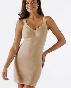32B - New Miss Mary (Sweden) Non-Wired Body Slip Skin UK Size 32B (EU 70B) 3023