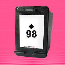 1 Non-OEM Alternative Ink Cartridge for HP 98 Black 2575 5940 6310