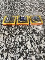 LOT OF 3 Hexbugs Battlebots Bronco, Bite Force & Witch Doctor NEW - Ships Free!