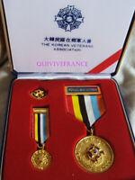 DEC5770 - MEDAILLE KOREAN VETERANS ASSOCIATION
