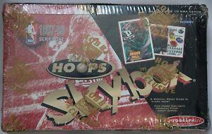 1997-98 Skybox NBA Hoops Series 1 Basketball Hobby Box