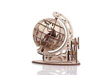 THE GLOBE BRAND NEW MODEL - MrPLAYWOOD - 3D Mechanical Wooden Model