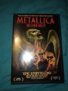 metallica some kind of monster dvd