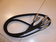 Monster THX Certified V100CV Component Video Cable 4 ft duraflex jacket