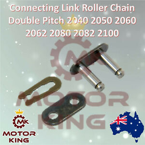 Connecting Link Master Double Pitch Roller Chain Clip Con