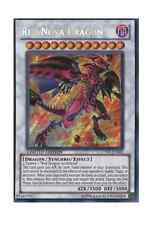 YuGiOh Card - Red Nova Dragon CT07-EN005 Secret Rare