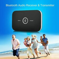 2-in-1 Headphone Bluetooth Adapter A2DP Wireless Transmitter And Receiver
