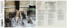 "ALEJANDRO SANZ ""NO ME COMPARES"" ULTRA RARE SPANISH CD SINGLE WITH LYRICS -AS NEW"
