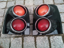 ## Nissan Micra K11 Rear Light Cluster Classic, black, good  ##