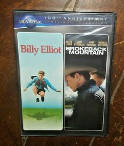 Billy Elliot/Brokeback Mountain (DVD, 2012, Widescreen)