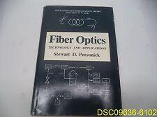 Fiber Optics by Stewart D. Personick Paperback Book (English) 0-306-42079-1