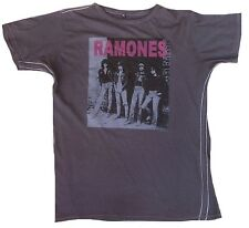 RARE Bravado VINTAGE OFFICIAL The Ramones Merchandise Rock Star Vip T-Shirt G. xl