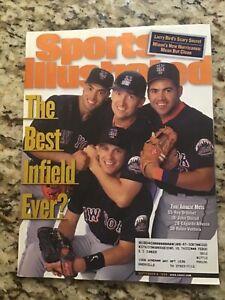 September 6 1999 Robin Ventura New York Mets Baseball Sports Illustrated OLD