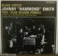 "Johnny ""Hammond"" Smith Trio + Seldon Powell/Black Coffee/Riverside/RM442/VG+/DG"
