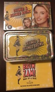 BENEFIT DEFINED & REFINED BROWS HIGH BROW, BROWVO, Precisely, My Brow Pencil #2