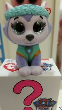 EVEREST-Mystery Chaser MINI PAW PATROL COLLECTIBLE plus FREE Mini Boo Too!