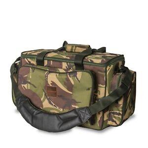 Saber Fishing Bag Camo Fishing  Carp Carryall DPM Luggage Carry Tackle