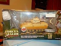 FORCES OF VALOR 80005 U.S. M2A2 Bradley (Kuwait, 1991) 1/32 DieCast