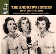 ANDREWS SISTERS, THE-SEVEN CLASSIC ALBUMS  CD NEW