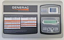 Generac - 0H7668DSRV - Assembly Control Panel (Programmed)